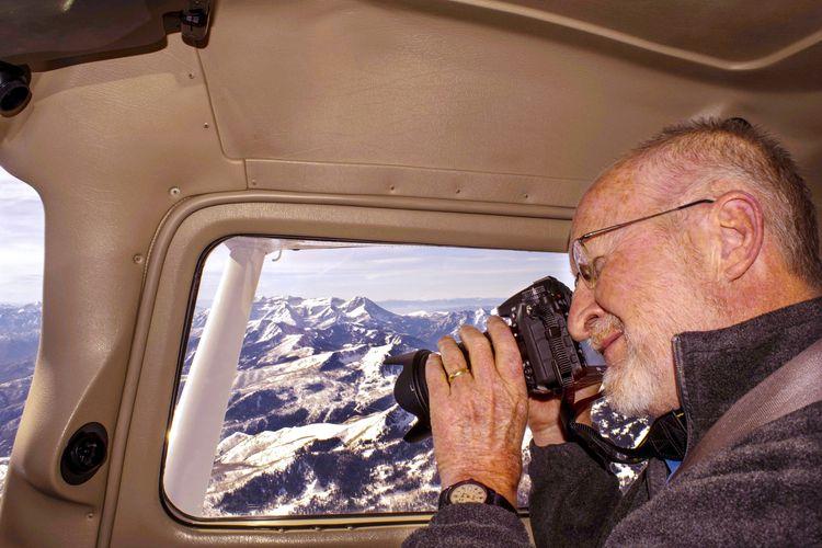James Niehues mapas de esqui