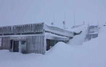 Serra da Estrela ya ha abierto su temporada de esquí en Portugal