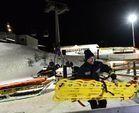 Seis rusos mueren en un accidente de moto-nieve