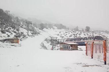 Asturias y León cierran las navidades con 25.000 días de esquí
