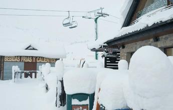 Aramón arranca la temporada postvacacional con nuevas nevadas