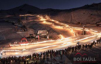 Boí Taull incrementa un 40% la venta de días de esquí estas navidades