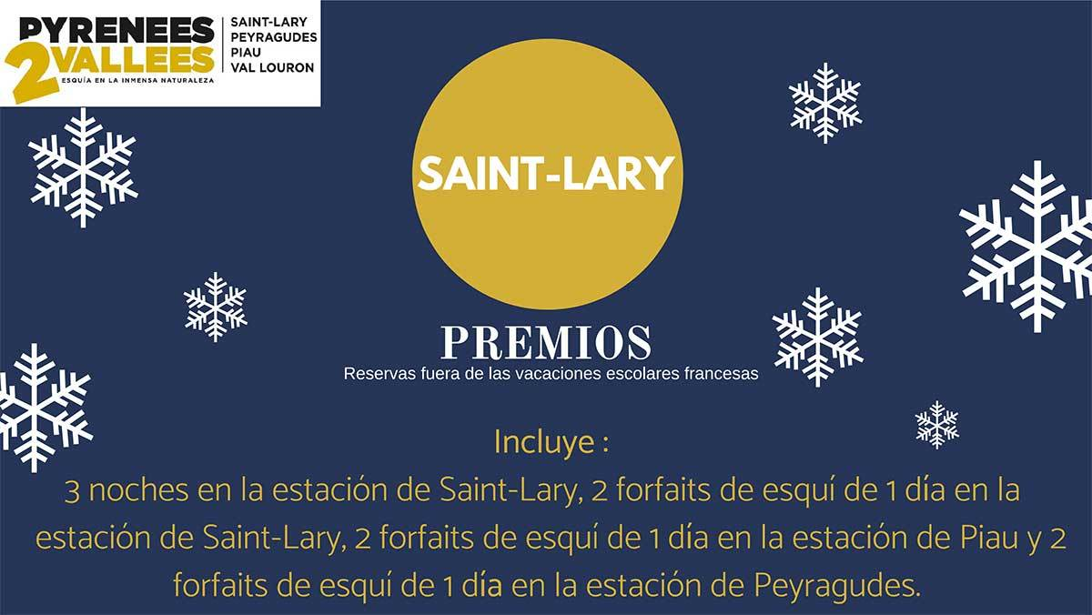 premio Saint-Lary