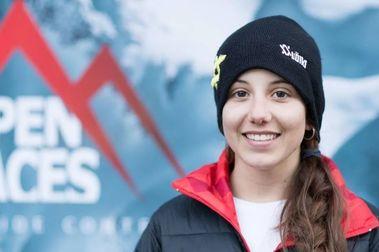 Nuria Castán hace historia en el freeride español logrando plaza para el FWT