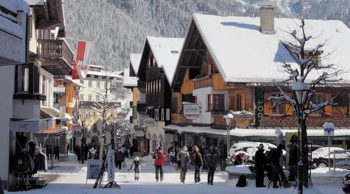 Foto de St. Anton am Arlberg