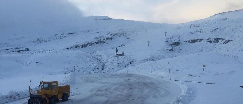 Lunada abre este fin de semana su temporada de esquí