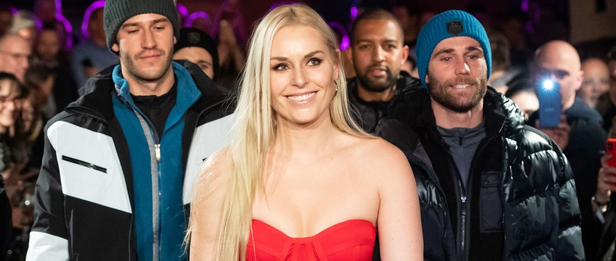 Lindsey Vonn se convierte en protagonista de la ISPO Winter 2020