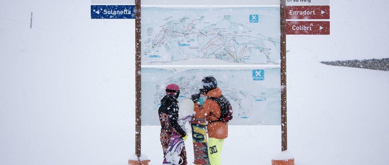 Situación inédita: En Andorra aparece la reventa de forfaits a esquiadores franceses