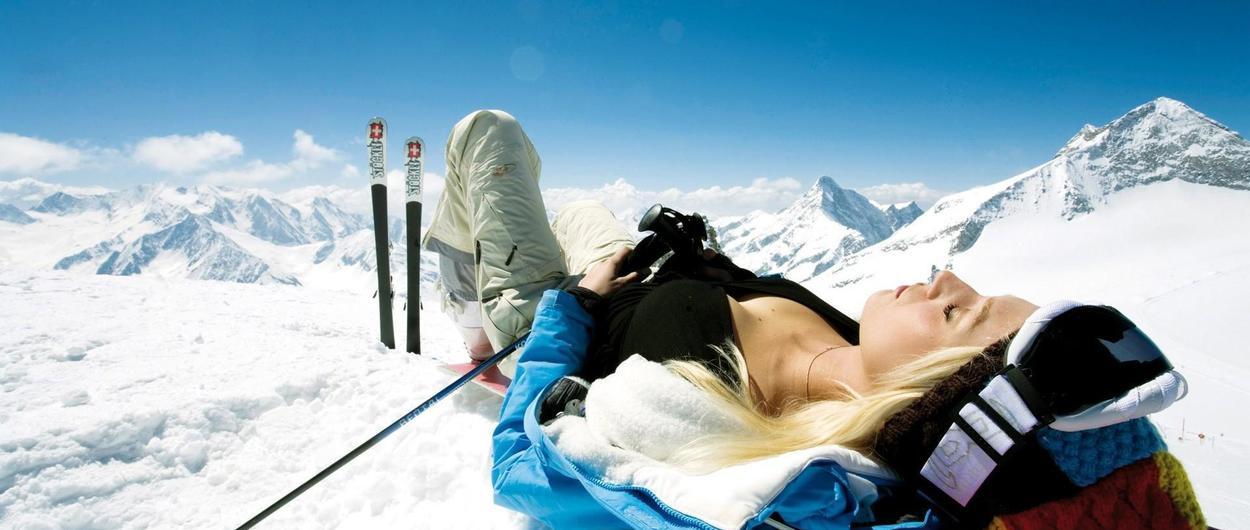 Las esquiadoras tienen más éxito en Tinder entre los hombres