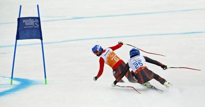 Jon Santacana Sochi 2014