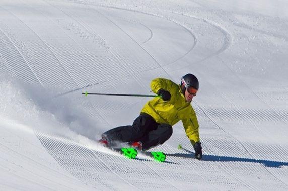 El contacto del esquí con la nieve: leer la nieve, parte 1ª