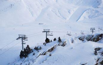 Saetde pone a la venta un forfait para esquiar en Arcalís hasta el 1 de Mayo