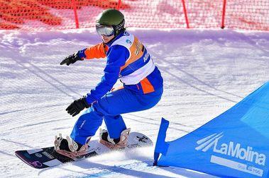 Astrid Fina se sale con 4 medallas en la Copa del Mundo IPC de La Molina