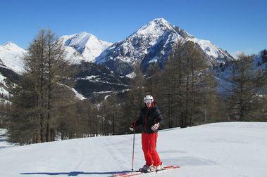 Esquiando en la Via Lattea: esquí, heli-esquí y mucho más...