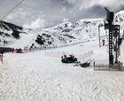 Último día, colgando los esquís...