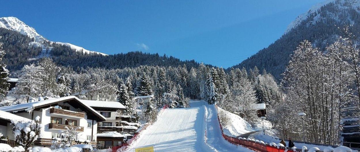 Alemania ha vendido más días de esquí que la temporada anterior