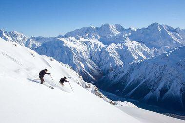 Nueva Zelanda se prepara para su segunda temporada de esquí con COVID