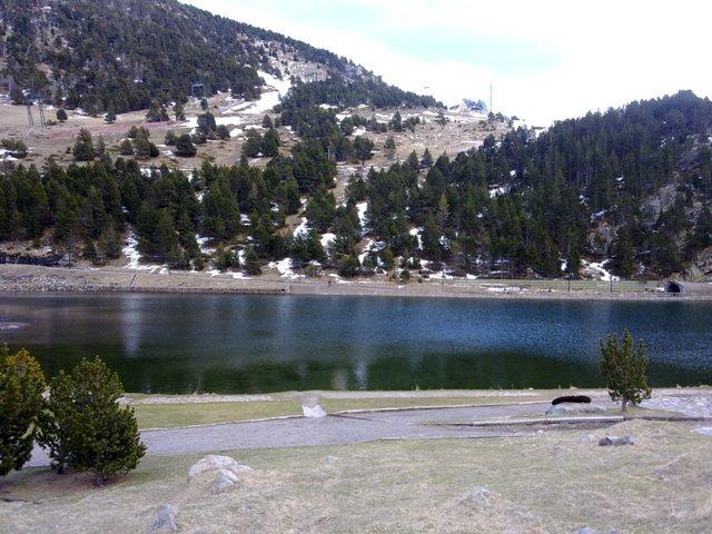 Esquí de travesía por el Valle de Nuria