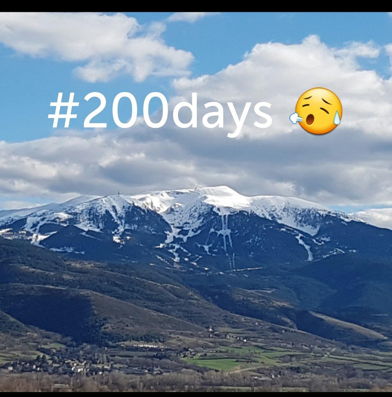 200 días