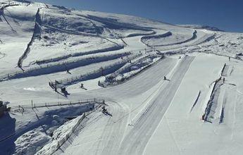 Sierra de Béjar-La Covatilla ha vendido un 45% más de días de esquí