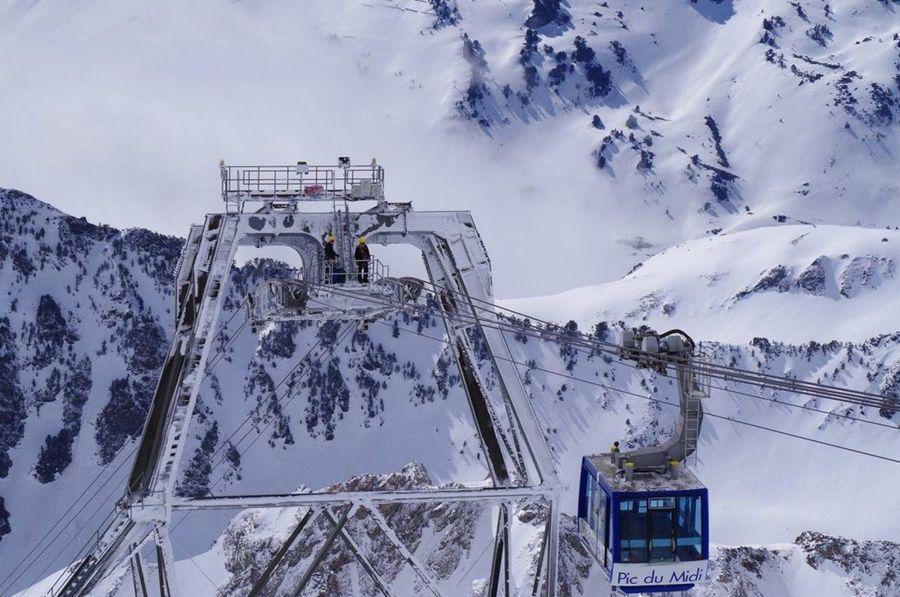 Teleférico del Pic du Midi