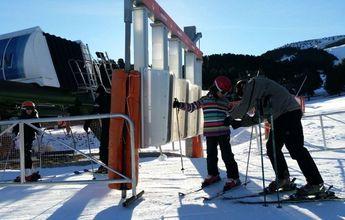 Vallter 2000 y Port Ainé cierran con aumento de días de esquí vendidos