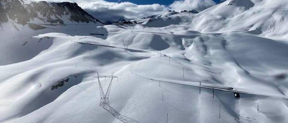 La Federación Italiana de esquí se reserva en exclusiva el Passo Stelvio