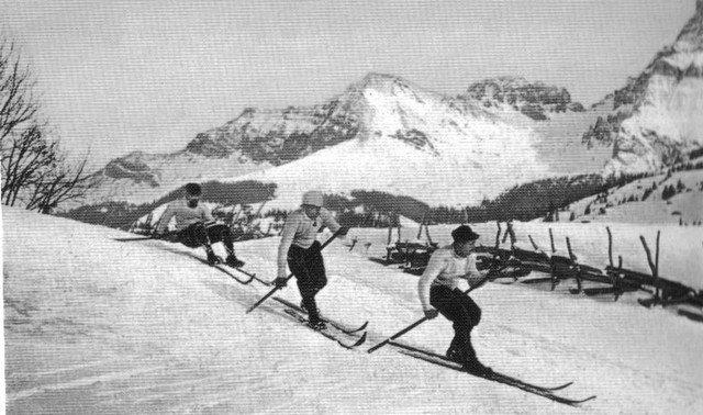Prevención de lesiones en el Telemark