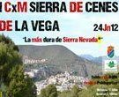 I Carrera de Montaña Sierra de Cenes