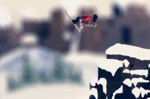 Un vídeo de esquí especial