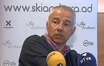 Viladomat está dispuesto a tirar adelante la disolución de Grandvalira