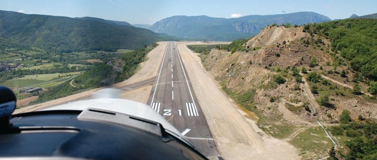 Se complica la posibilidad de instalar el GPS en el Aeropuerto Andorra- La Seu