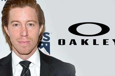 Shaun White demanda a Oakley por uso indebido de su imagen