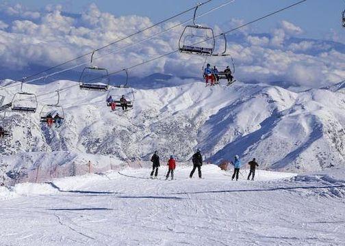 Tu eliges adónde: ¡Sorteamos tickets para esquiar!