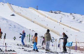 Ganaron Tickets para esquiar en La Parva