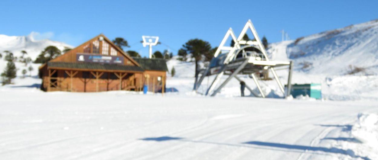 Expectativa en centros de esquí: En Neuquén se habilitó turismo interno