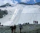 Teles per salvar glaceres?