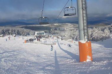 Stem International se queda sola para gestionar la estación de esquí de Manzaneda