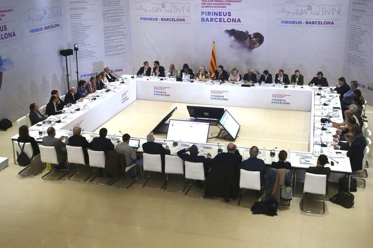 Juegos Olímpicos Pirineus Barcelona 2030