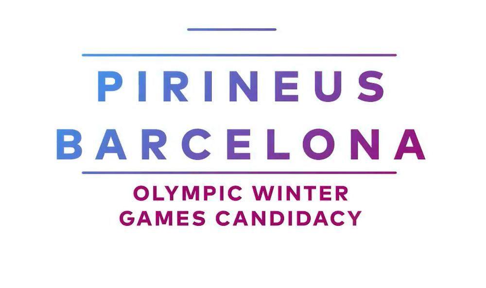 Logo Pirineus Barcelona 2030