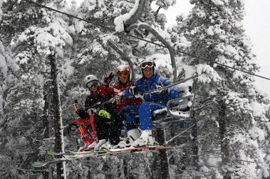 ¿Qué limitaciones tendremos para esquiar en Aragón en plena pandemia del COVID?