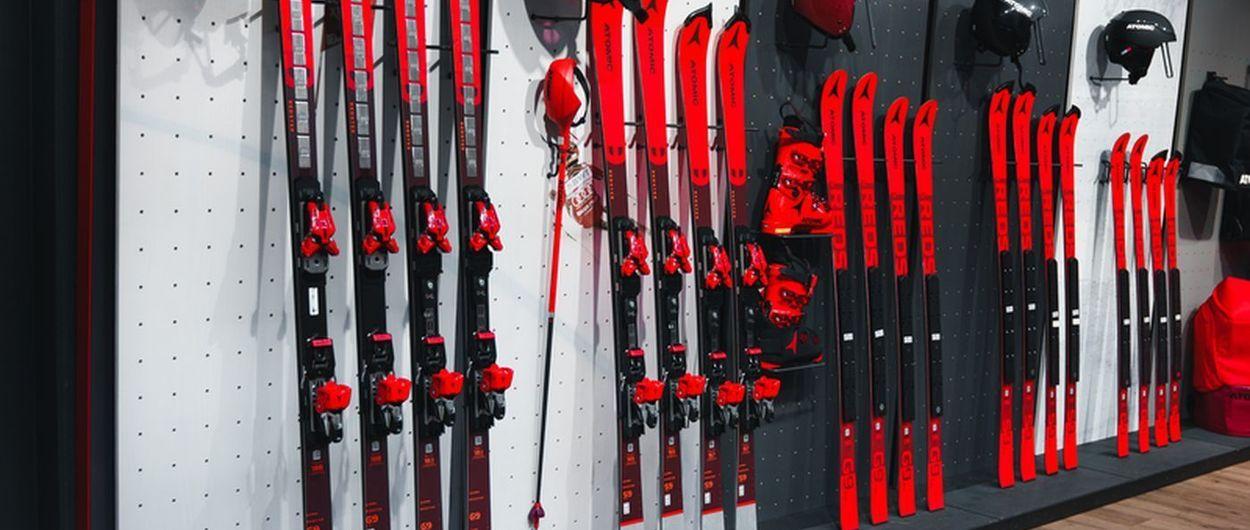 Atomic Ski presenta su nueva linea de esquí REDSTER Revoshock