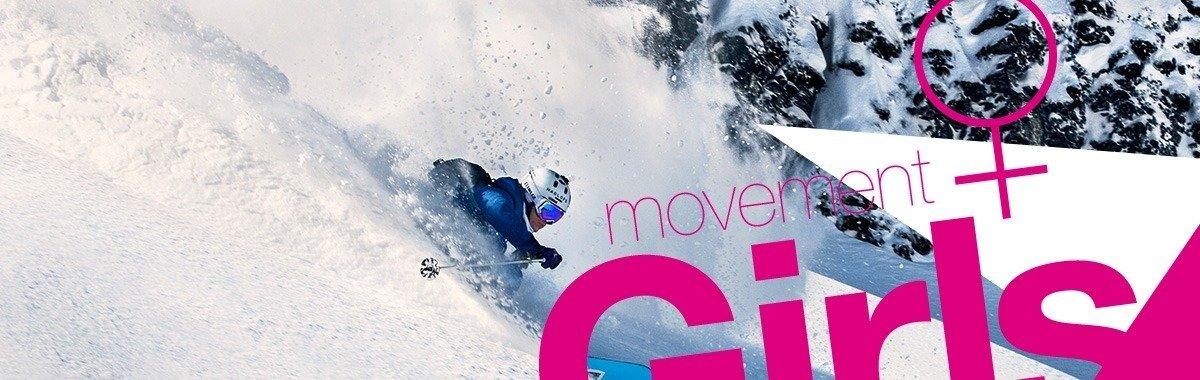 Colección Movement 2015/2016 - * ALL MOUNTAIN - FREERIDE