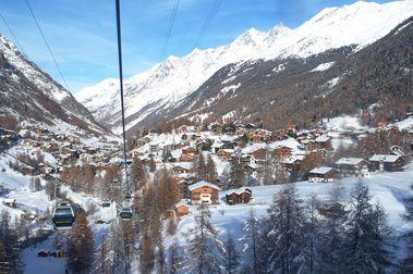Zermatt, la mejor estación de esquí de los Alpes