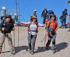 La Parva abre temporada de verano para andinistas y turistas