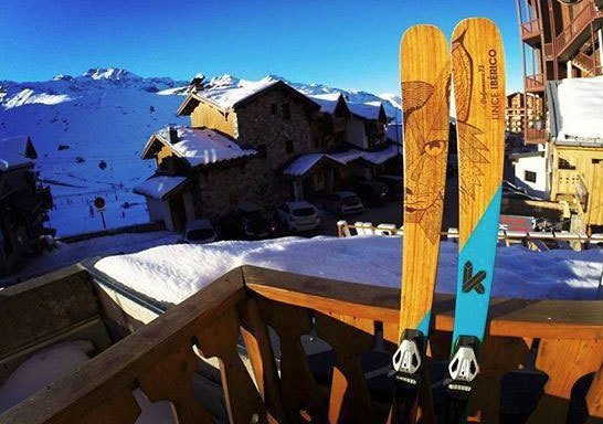 Colección Kustom Skis 2016/2017