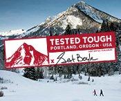 "Columbia Sportswear presenta ""Tested Tough,"" su nuevo lema global de marca"