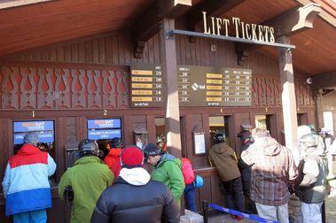 Vail/Beaver Creek venden el forfait de esquí más caro del mundo