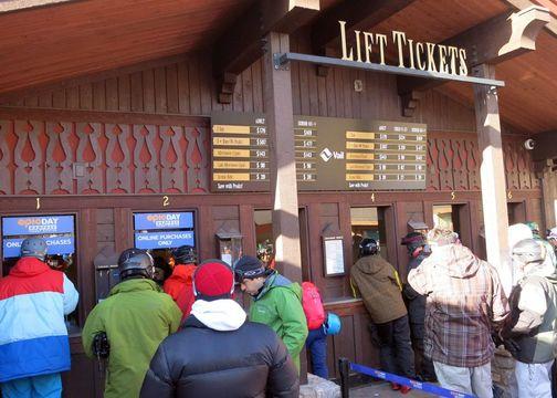 Vail/Beaver Creek venden el forfait más caro del mundo