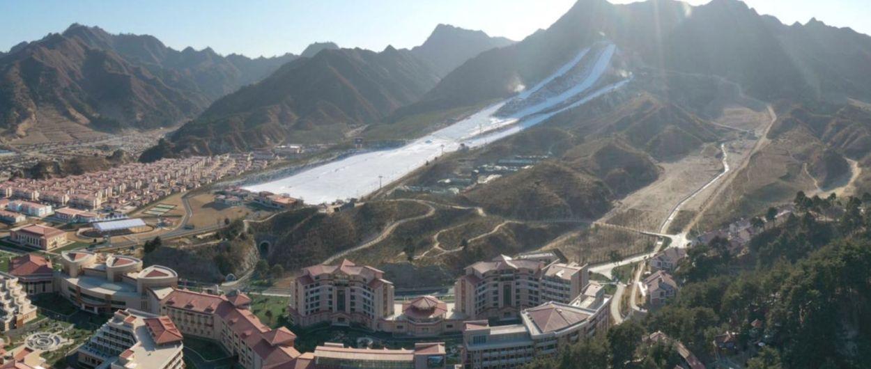 Kim Jong-Un inaugura Yangdok: su segunda estación de esquí en una semana